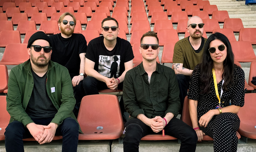 Chelsea Hotel: The Twilight Sad zu Gast bei Sandra