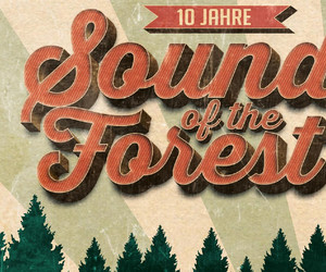 Sound of the Forest Festival 2018