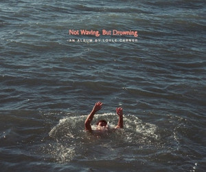 Loyle Carner: Not Waving, But Drowning
