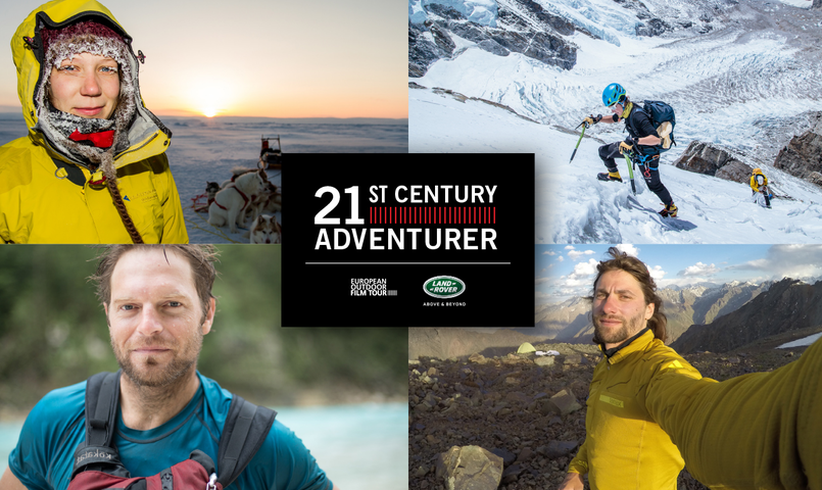 Der 21st Century Adventurer Award